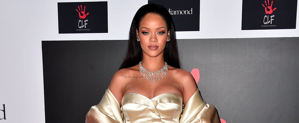 Stars Pulled Out All the Stops For Rihanna's Glitzy Diamond Ball