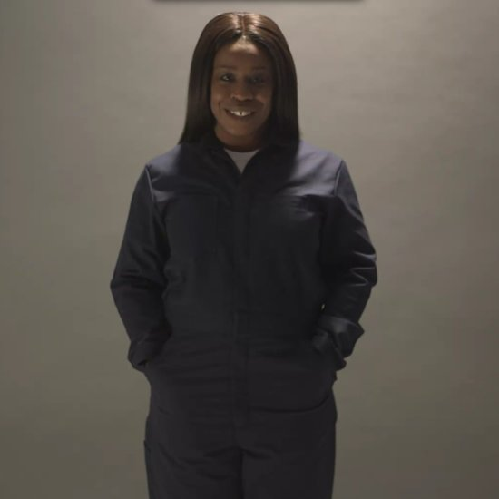 Uzo Aduba as Hannibal Lecter in The Silence of the Lambs