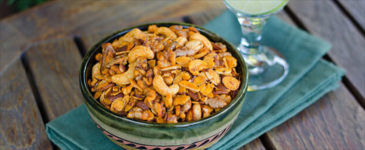 A Savory Paleo Snack Mix You'll Want at All Your Holiday Parties