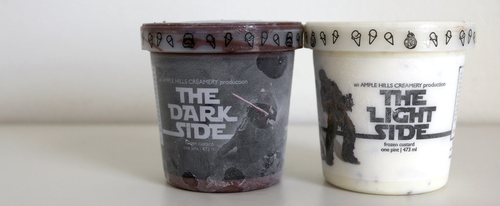 We Tried Both Star Wars Ice Creams to Determine Which Side of the Force You Should Choose