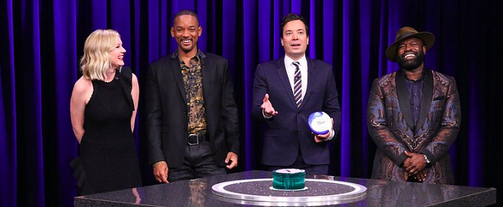 Will Smith and Kirsten Dunst Go Head to Head in a Crazy Game of Catchphrase