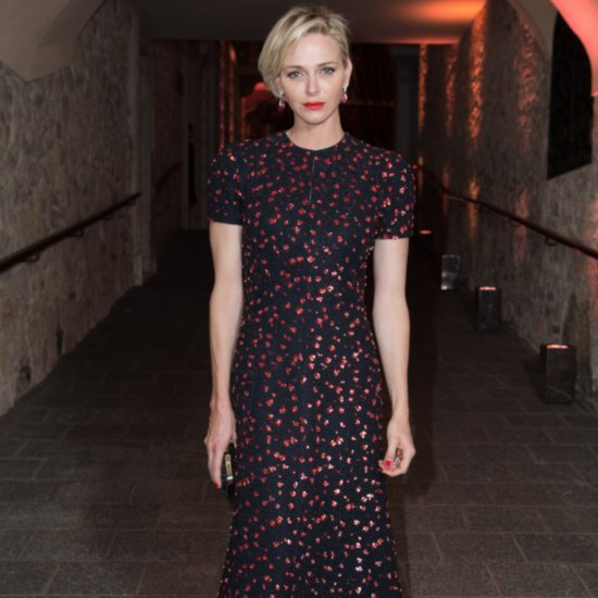 Princess Charlene of Monaco's Best Looks of 2015