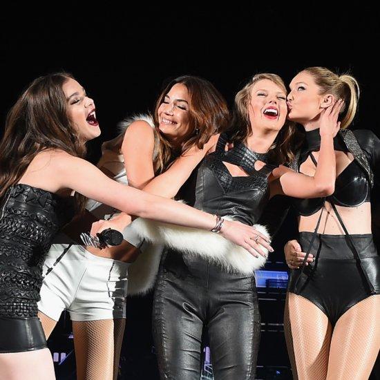 Taylor Swift's Best Friends in 2015
