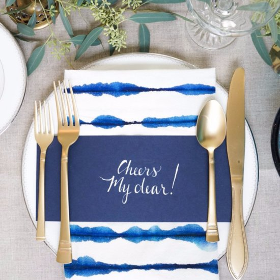 How to Throw a Small-Space Holiday Dinner Party