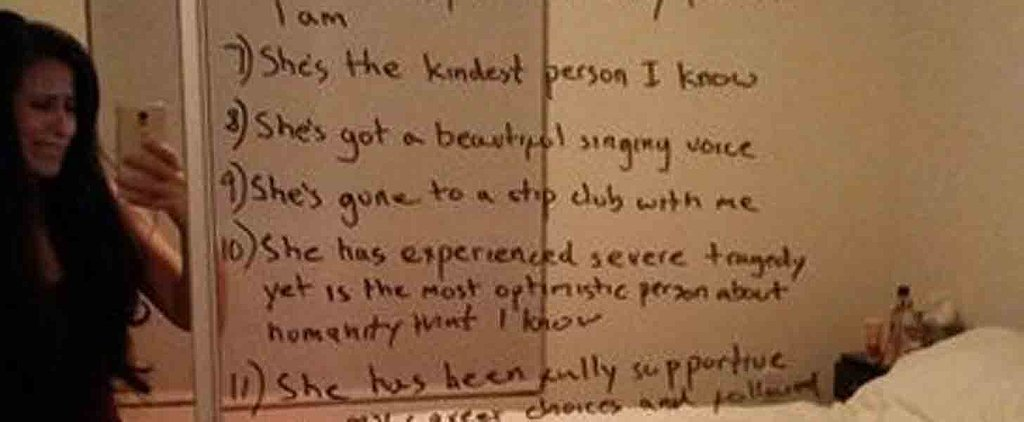 The Amazingly Sweet Thing This Husband Did to Cheer Up His Wife