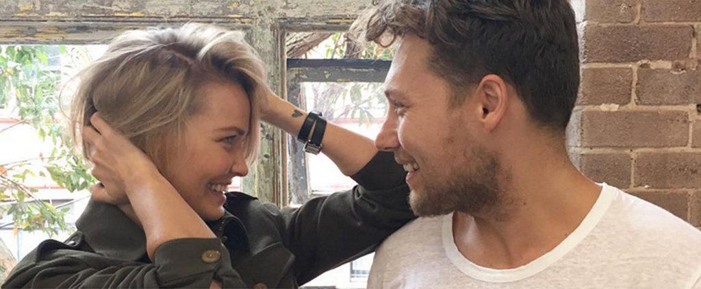 Lara Worthington's Colourist Reveals Her Exact Blonde