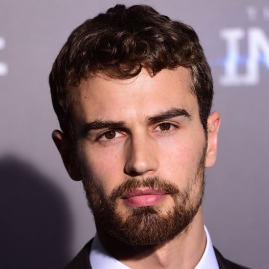 Best Photos of Theo James in 2015