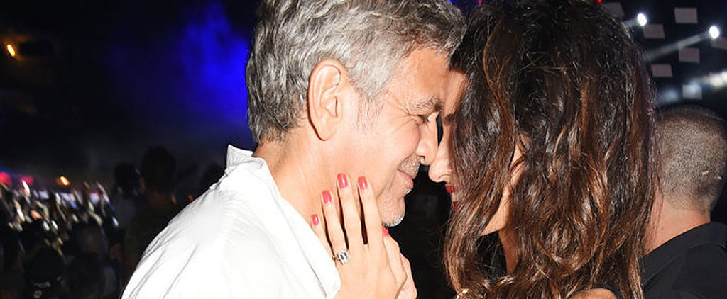 21 Times George and Amal Clooney Looked Madly in Love