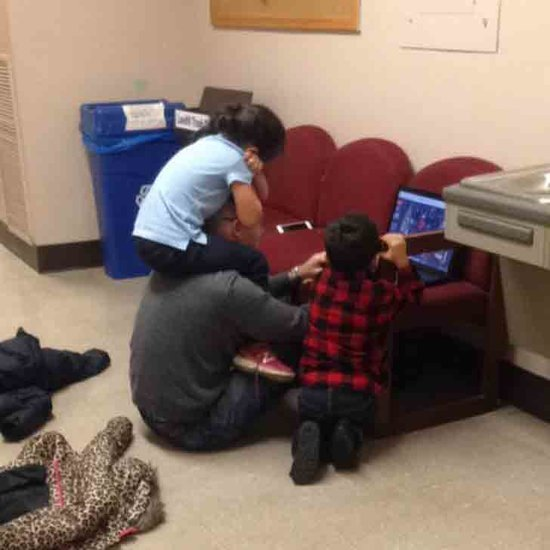 Professor Watches Single Mom's Kids During Final Exam