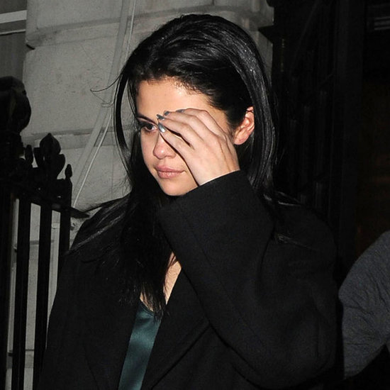 Selena Gomez and Niall Horan Out in London December 2015