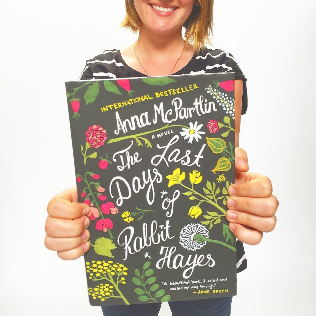 """""""We got our hands on a copy of Anna McPartlin's latest book and we can't wait to crack it open."""""""