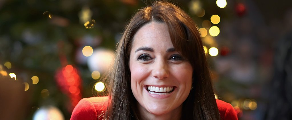 Kate Middleton's Latest Appearance Will Put You in the Holiday Spirit