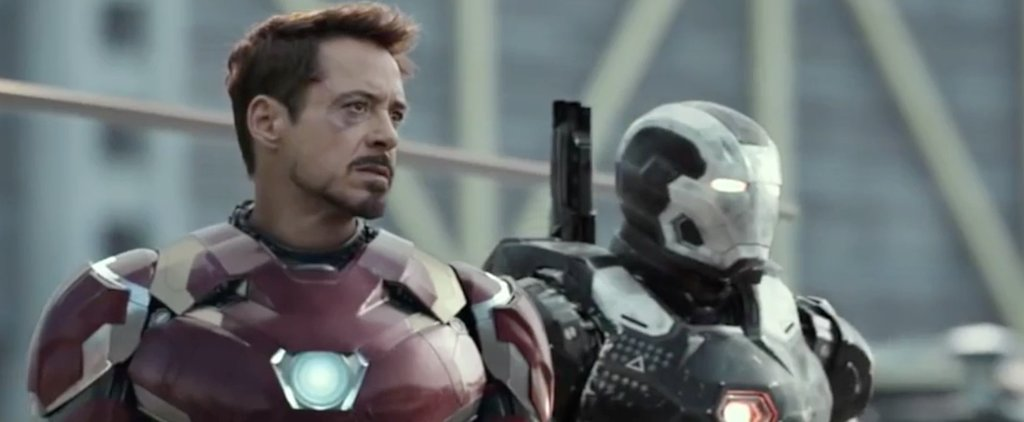 """The Captain America: Civil War Trailer Synced With Taylor Swift's """"Bad Blood"""" Is (Un)Surprisingly Perfect"""