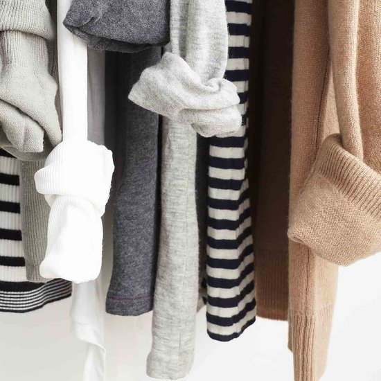 Marie Kondo's Wardrobe Organising Works