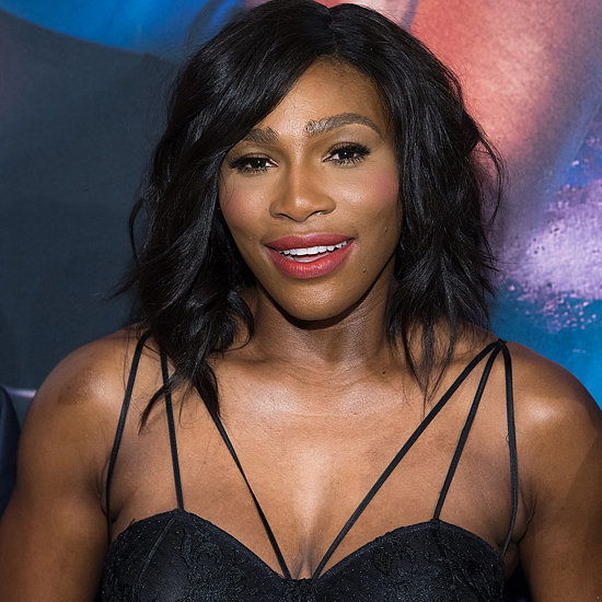 Serena Williams Dress at Sports Illustrated Ceremony 2015