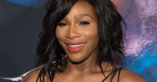 Serena Williams' Sheer Dress Is A Grand Slam