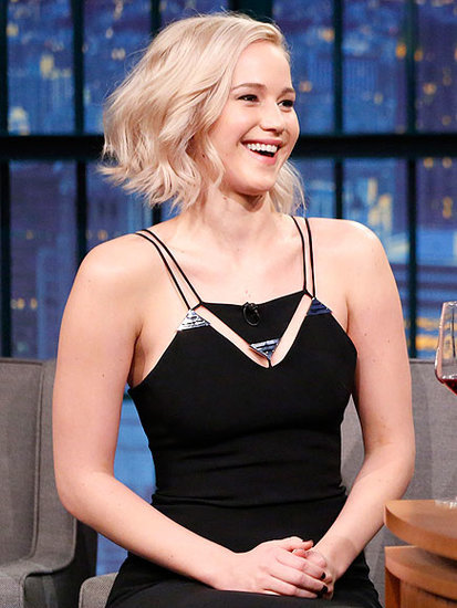 Jennifer Lawrence Admits She Once Wanted to Ask Seth Meyers Out: 'I Had Created the Romance in My Head Because I'm Delusional'