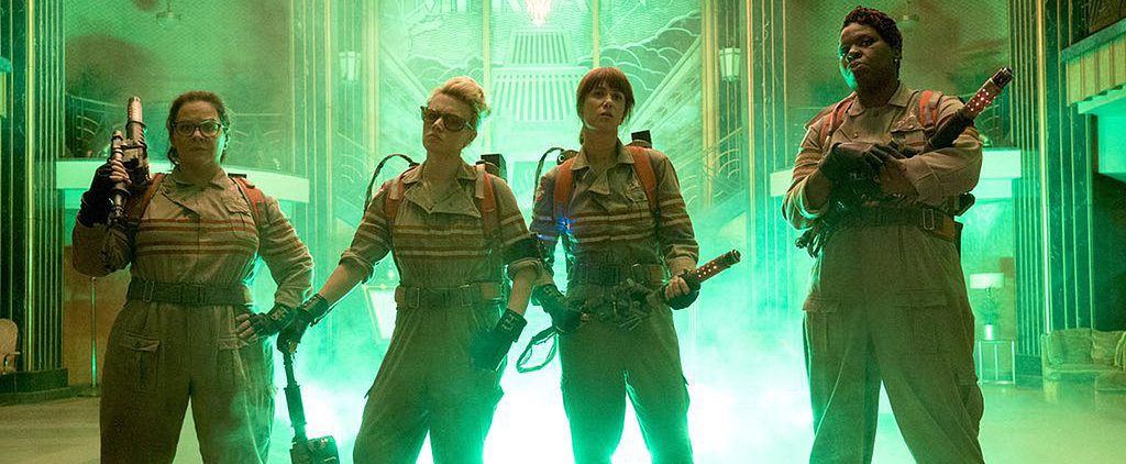The First Official Image From Ghostbusters Was Worth the Wait