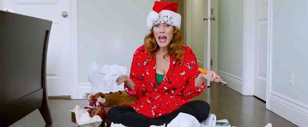 """This """"Whip/Nae Nae"""" Parody Captures the Madness of the Holidays Perfectly"""