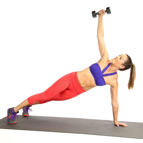 Plank Exercises With Weights