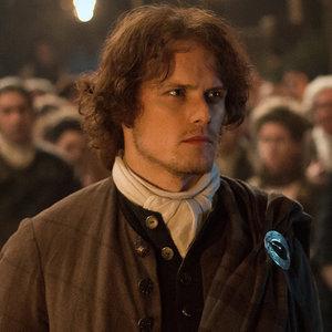 Sam Heughan Pictures on Outlander