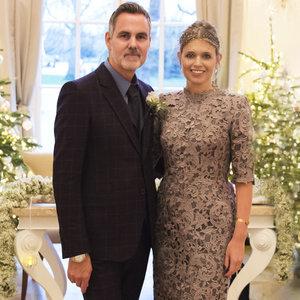 Jenny Packham's Wedding Dress
