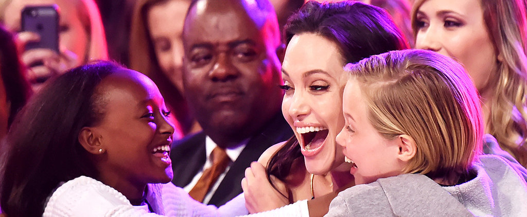 32 of the Cutest Celebrity Moments From 2015