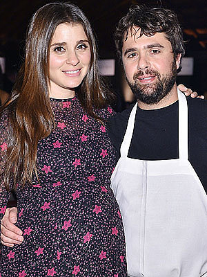 It's a Boy! Shiri Appleby Welcomes Son Owen - See His First Photo