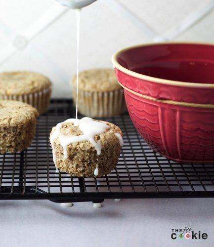 Gluten-Free Lemon Muffins {Vegan}