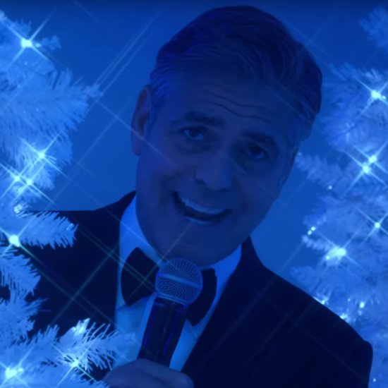 George Clooney Sings in Bill Murray's Christmas Special