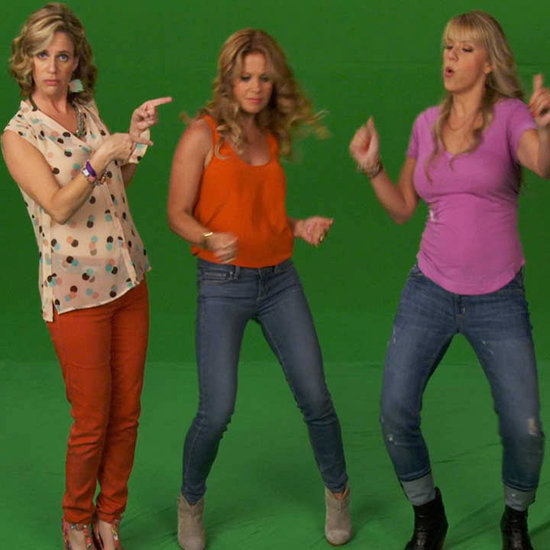 "Fuller House Cast Dances to ""Whip/Nae Nae"" 