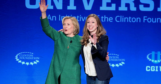 Chelsea Clinton Announces She's Expecting Her Second Child