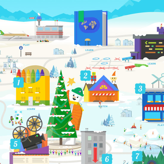 Santa Tracker 2014