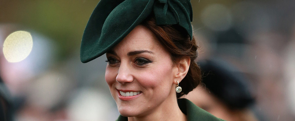 Kate Middleton Rang in Christmas With 1 of Our Favorite Styling Tricks