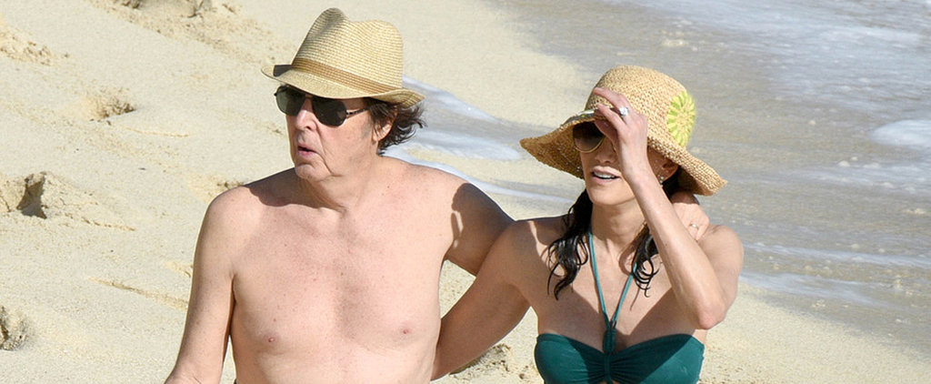 Paul McCartney and His Wife Prove That Love Is Timeless in St. Barts