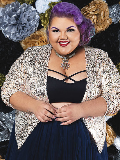 Project Runway Winner Ashley Nell Tipton: The Fashion Industry Is Starting to Accept Plus-Size as Mainstream