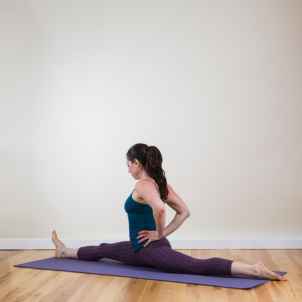 ... . Practice these nine stretches, and you'll soon be on your way