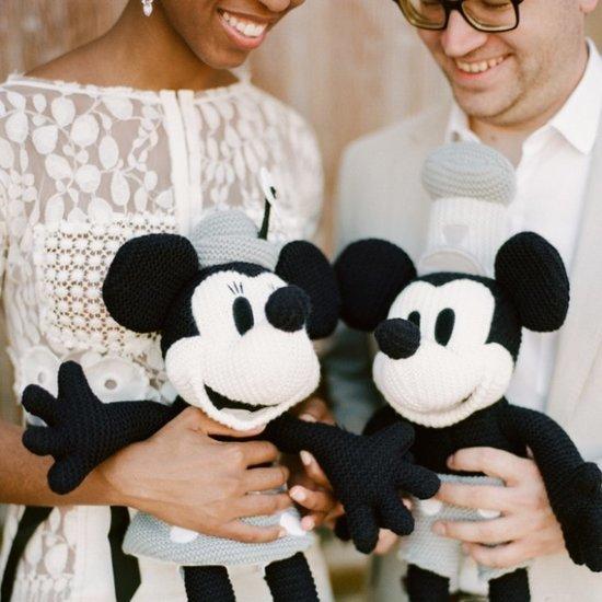 Disney-Themed Wedding Ideas