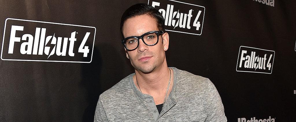 Glee Star Mark Salling Arrested For Possessing Child Porn