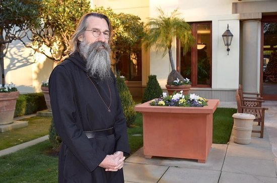 Meet The Benedictine Monk Of Silicon Valley