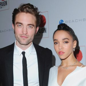 Robert Pattinson and FKA Twigs Spent the Holidays Together