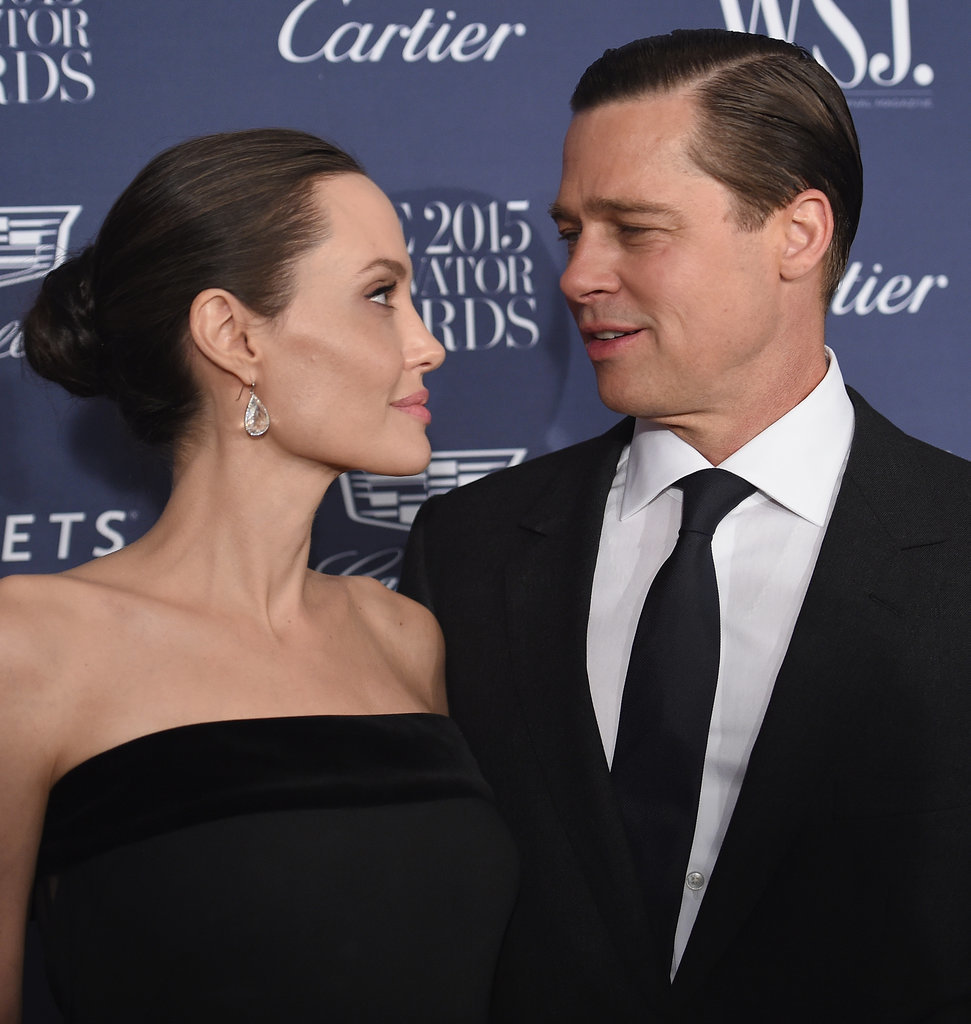 The couple looked so in love when they attended the WSJ Magazine Innovator Awards in November 2015.