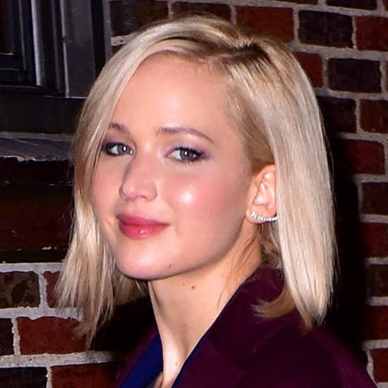 Jennifer Lawrence Just Revealed an Embarrassing Secret About Bradley Cooper