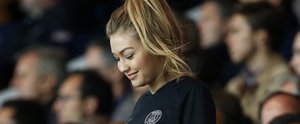 Gigi Hadid Stole the Cutest Jersey From Zayn Malik's Closet
