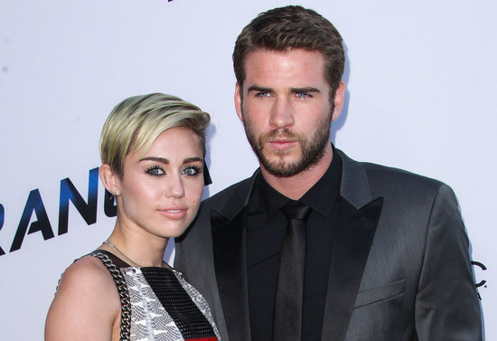 Miley Cyrus and Liam Hemsworth Spotted 'Kissing and Cuddling' Like Old Times