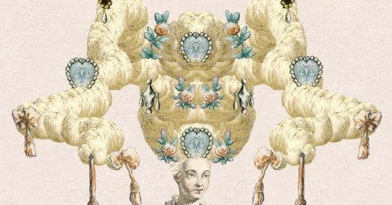 We Can't Stop Designing Insane 18th-Century Wigs