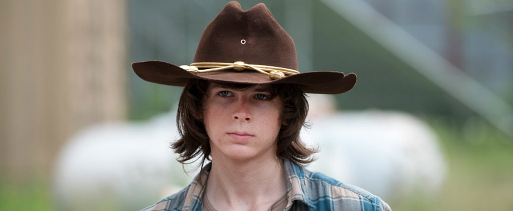 6 Reasons You Should Stop Hating Carl on The Walking Dead