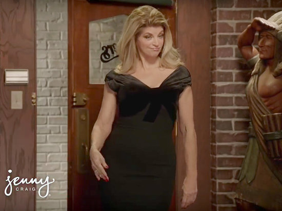 Kirstie Alley Reunites with Cheers Cast Mates to Celebrate Maintaining 50-Lb. Weight Loss
