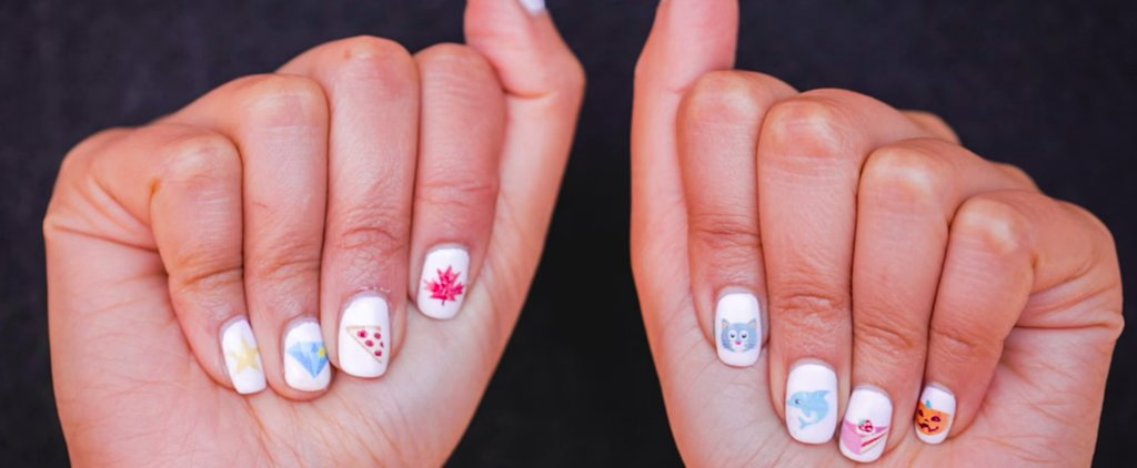 Send Trendy Designs From Your Phone Directly to Your Nails