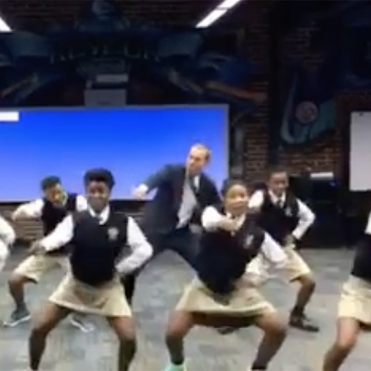 Ron Clark Academy's Do It Like Me Challenge Viral Video